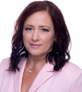 Jarmila Tkáčová - kandidátka na županku Košického kraja