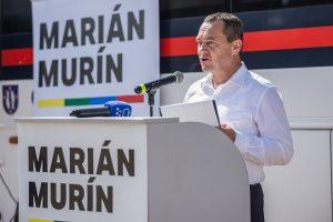 Marián Murín - kandidát na župana žiliny