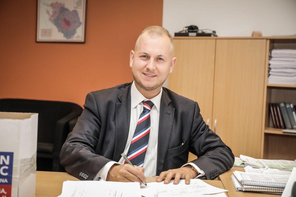 Martin jakubec - župan BSK